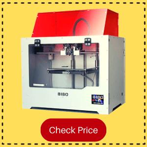 Bibo Dual Extruder Laser Printer Compressor