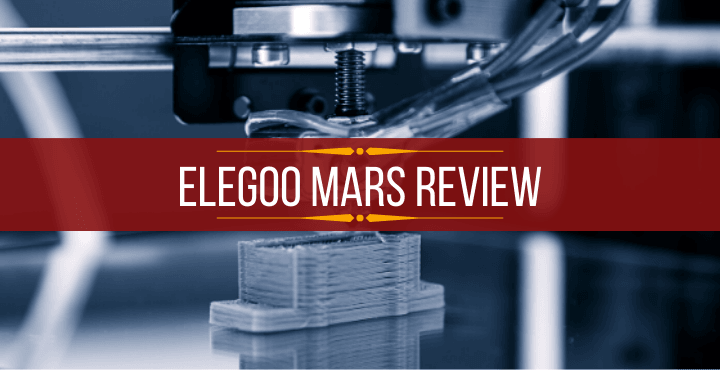 Elegoo Mars Review